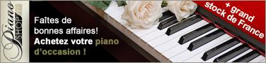 acheter pianos d`occasions