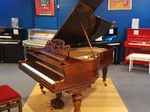 Steinbach lampe de piano classique en laiton poli de qualit/é fabriqu/é en Allemagne